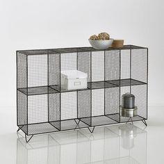 image Aréglo 8-Compartment Metal Wire Storage Unit La Redoute Interieurs