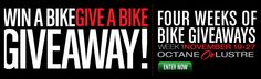 """Tis the season of giving and Diamondback wants to give you and a friend a bike. Enter the """"2014 Win a Bike, Give a Bike Giveaway"""" contest for your chance to win a bike for yourself and a family member, friend or loved one."""