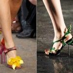 This is why I love shoes! It is art