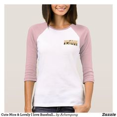 Ringer Tee, Cute Tshirts, Custom Clothes, Wardrobe Staples, Spring Outfits, Fitness Models, Baseball, Tees, Sleeves