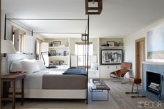 Robert Stilin Interiors - Hamptons Style - ELLE DECOR