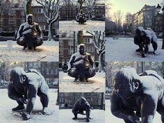 Bronzes by Alexandra Gestin
