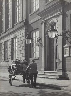 Kees Scherer    Amsterdam  1950-1955