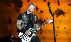 Metallica's James Hetfield confirms band are recording new album 'right now' | NME.COM