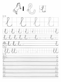 Tracing Worksheets, Alphabet Worksheets, Preschool Worksheets, Preschool Activities, Free Worksheets, Christmas Color By Number, Home Learning, Teaching Kids, To My Daughter