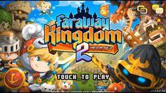 Faraway Kingdom 2 android game first look gameplay español