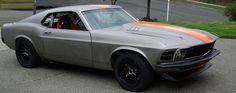 1970 Mustang Fastback ProTourer #1970 #mustang