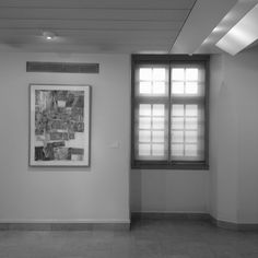 "Brick, 1970 :: Robert Rauschenberg :: ""Sonnabend   Paris – New York"" na Fundação Arpad Szenes – Vieira da Silva, Lisboa"