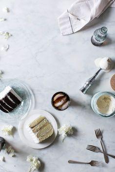 A twist on a southern birthday tradition, Vanilla Bean Coca-Cola Cake