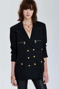 Vintage Chanel Chambéry Wool Jacket