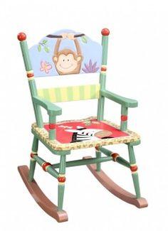 Sunny Safari Rocking Chair