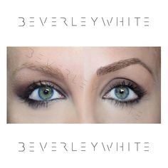 #microblading #eyebrows #pmu #beverleywhite