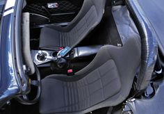Lotus Elise Seats in a Miata Lotus Sports Car, Mazda Roadster, Lotus Elise, Car Seats, Car Seat