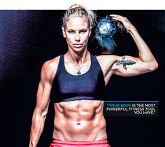 Bodybuilding.com - Ashley Conrad's 21-Day Clutch Cut -- this looks so much worse than insanity or P90X holy crap.