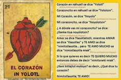 Mex Prehispanica: Palabras de AMOR en Nahuatl: