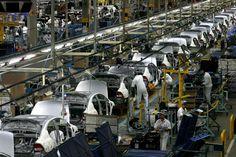 PIB da indústria registra queda de 1,5% no segundo trimestre | #Comércio, #DilmaRousseff, #Estagflação, #GuidoMantega, #Indústria, #Inflação, #Pib, #ViníciusLisboa
