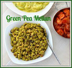 Green Pea Mellun