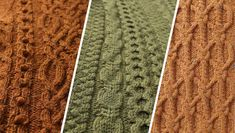 Crossed stitches, otherwise known as cables, are one of those techniques in knitting that seemingly have no limits. We can make simple 2/2 crosses, intricate Celtic cables, and delicate 1/1 twists. Cables can be graphic with sharp angular lines, or romantic when paired with lace panels. When multiple cables occur within the same pattern—some with differing row repeats—they can be frustrating and daunting to follow. We're sharing our tips to avoid the cabled crazies: Stitching On Paper, Cable Knitting, Last Stitch, Bind Off, Graph Paper, Stockinette, Stitch Markers, Knitting Designs, Make It Simple