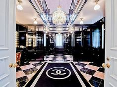 Chanel room