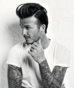 love the mens pompadore