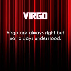virgo daily astrology fact