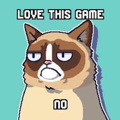 I scored 70 in Grumpy Cat's WORST-GAME-EVER #grumpycat http://smarturl.it/grumpycat