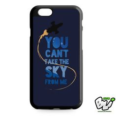 You Can t Take The Sky From Me iPhone 6 Case   iPhone 6S Case