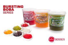 Bossen Store - Bubble tea and frozen yogurt products distributor supplier Yummy Drinks, Healthy Drinks, Yummy Food, Healthy Foods, Yummy Treats, Red Guava, Boba Drink, Yogurt Ice Cream, Frozen Yogurt Shop