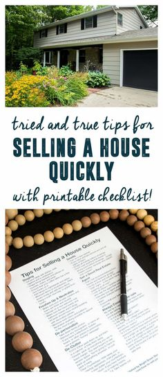 How to Sell Your House Quickly - How To Buy A Home? Ideas of How To Buy A Home. - How to Sell Your House Quickly Home Staging Tips Tips for Selling a House Tips for Selling Your Home How to Sell your Home www. Home Buying Tips, Home Buying Process, Sell Your House Fast, Selling Your House, Sell House Quickly, Selling House Tips Cleaning, Selling Home By Owner, Diy Projects To Sell, Home Projects