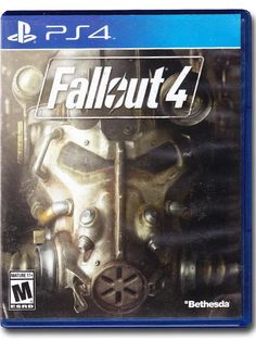 Fallout 4 Playstation 4 PS4 Video Game