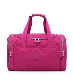 8908e23d282f Large Capacity Travel Bags Women Duffle Luggage Bag Nylo Portable Folding  Big Handbags Tote Female Weekend