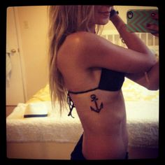 new anchor ink <3 tattoo