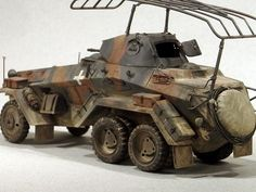 """Constructive Comments Discussion Group: Sd.Kfz 232 6 Rad """"Wild Goose Chase!"""""""