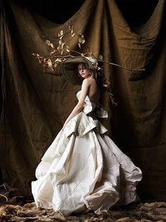 Vivienne Westwood Bridal Couture ... Well one can dream...