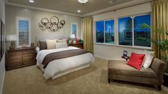 Madeira East - Plan Nine - Viana - Master Bedroom