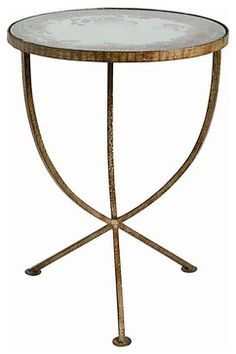 Sojourn Accent Table - traditional - side tables and accent tables - Masins Furniture