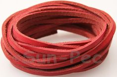 Flat-Leather-Genuine-Real-Hide-Leather-Lace-Thong-Cord-3mm-4mm-5mm-jewellery-1m