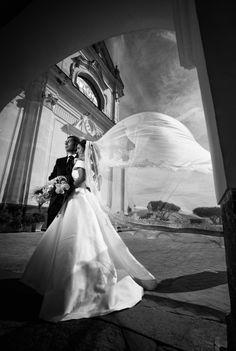 Fotografo di Napoli , scatto fotografico al Colle di Sant'Alfonso , Torre Annunziata , Italia