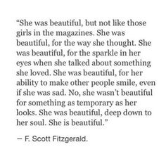 "NO THIS WASNT ""SCOTT FITZGERALD"" I LITERALLY WROTE..."