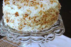 Watergate Cake: Pistazien, Kokos und Pudding in einer köstlichen Torte! Sweet Recipes, Cake Recipes, Dessert Recipes, Baking Recipes, Cupcakes, Cupcake Cakes, Just Desserts, Delicious Desserts, Coconut Desserts