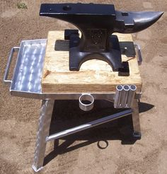 anvil stand