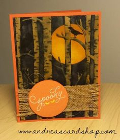 SF! Blog Hoppers - Everything Fall — Andrea's Card Shop