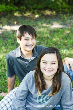 Jacksonville, FL child & family photographer, Amanda Chapman, AC Photography. Fort Caroline State Park