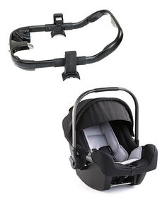 Take a look at this Night Pipa Car Seat, Bugaboo Cameleon 3 Adapter & $25 Gift Card on zulily today!
