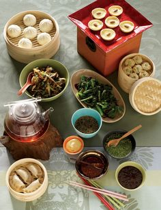 Vegetarian Dim Sum Recipes | Vegetarian Times