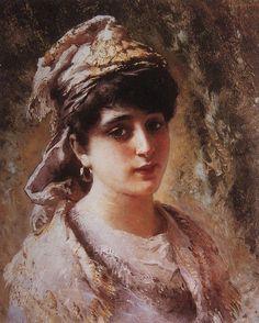 Portrait Konstantin Makovsky