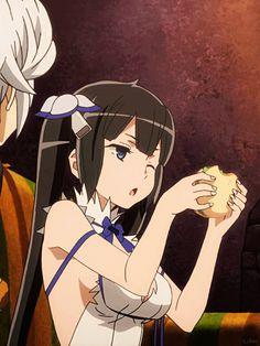 11 Danmachi Anime Ideas Danmachi Anime Anime Dungeon Ni Deai