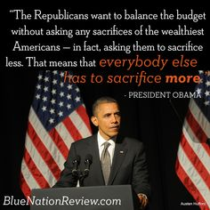 Can you believe this GOP budget? President Obama can't.
