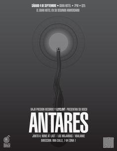 Llyclovt // Antares