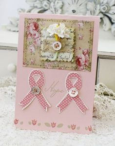 Hope card by Melissa Phillips for Papertrey Ink (October 2011).